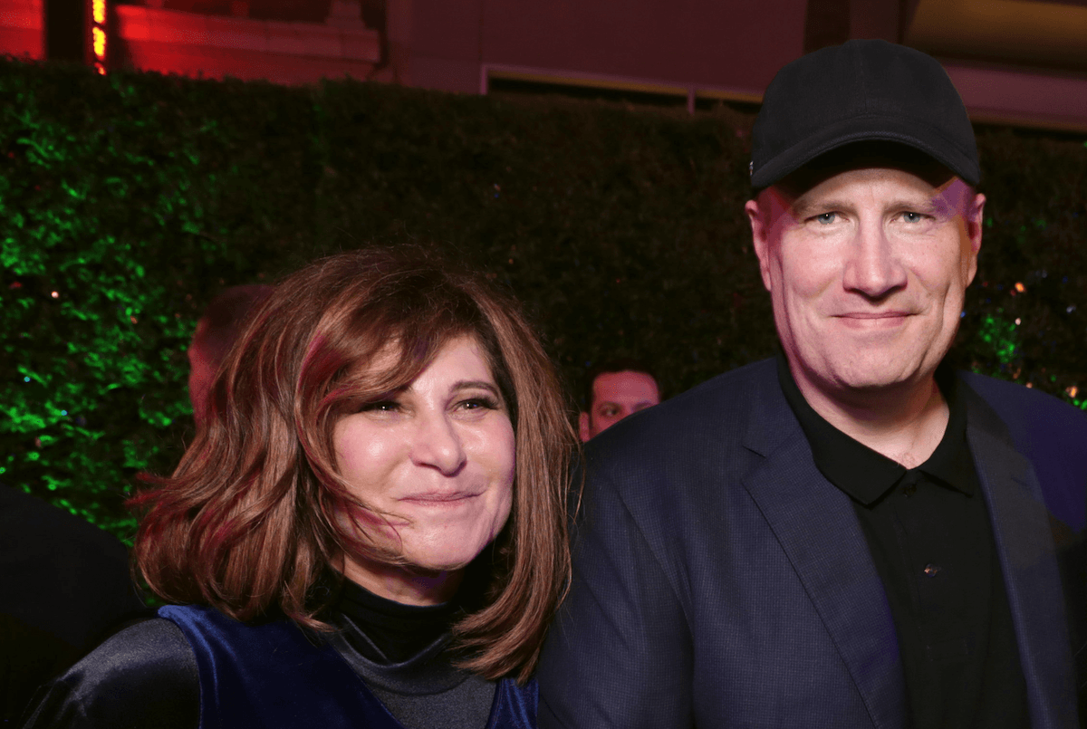kevin feige amy pascal Spider-Man Homecoming marvel sony