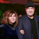 Exclusive: Kevin Feige and Amy Pascal on the Emotion and Behind Spider-Man Homecoming #SpideyBloggers