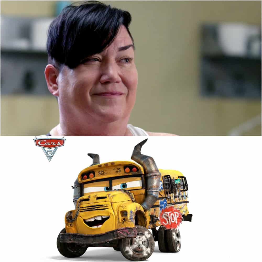 cars 3 lea delaria miss fritter