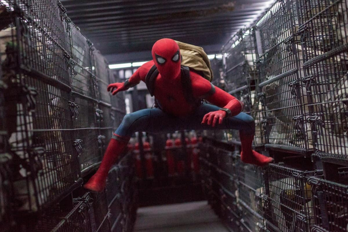 marvel sony kevin feige amy pascal Spider-Man Homecoming
