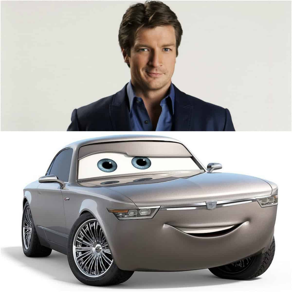 Cars 3 nathan fillion sterling