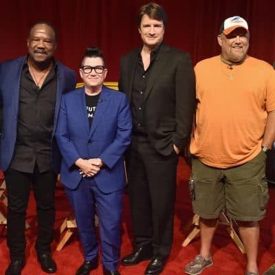 Cars 3 Cast Interview: Nathan Fillion, Larry the Cable Guy, Lea DeLaria and Isiah Whitlock Jr #Cars3Event