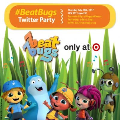 Join the #BeatBugs Twitter Party with Over $800 in Prizes!
