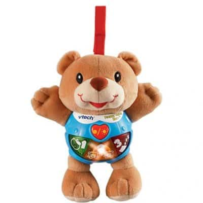 Save 46% on the VTech Baby Happy Lights Bear Play Toy, Free Shipping Eligible!