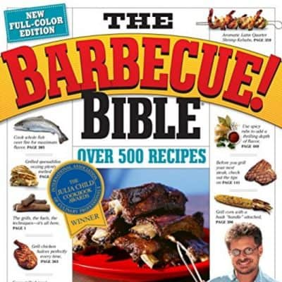 The Barbecue Bible only $1.13!