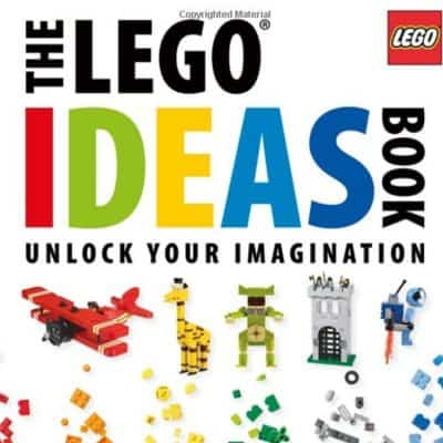 Save an Extra $5 off $15 Book Purchase! Save 50% off LEGO Idea Books {Summer Bordeom Busters}!