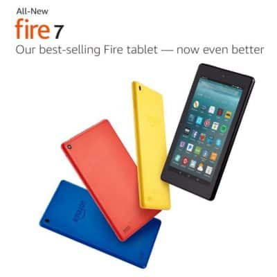 Amazon Fire Tablet only $29.99, Free Shipping Eligible!