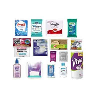 Amazon Prime Members: Free Sample Boxes After Credit + FREE Shipping! {Get Household Essentials Sample Box!}