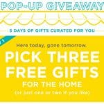 Shutterfly Choose Up To Three for Free: Desktop Plaque, 16×20 Print or 8×10 Art Print!