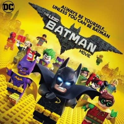 LEGO Batman Movie Only $15 on Blu-Ray + DVD + Digital HD, Free Shipping Eligible!