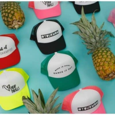 Cents of Style Promo Code: BRAND NEW Trucker Hats for $14.95 + Free Shipping!