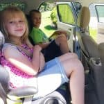 How to Keep Kids Clean During a Road Trip AD #WetOnes #WetOnesHoorah