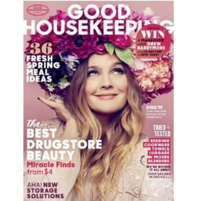Good Housekeeping Magazine Subscription $4.95/Year