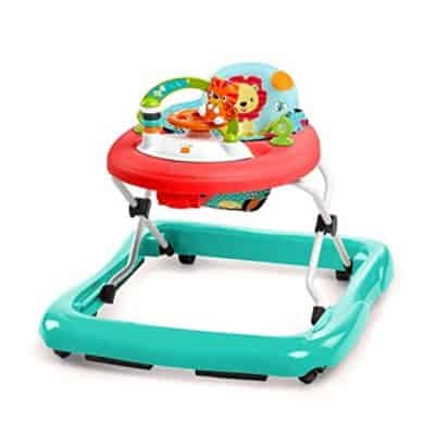 Save 43% on the Bright Starts Walk-A-Bout Walker, Free Shipping Eligible!