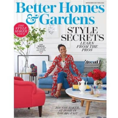Amazon Magazine Deal: Better Homes and Gardens only $5!