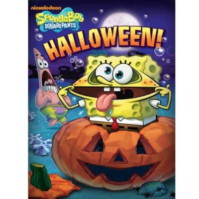 Save 67% on the SpongeBob SquarePants Halloween, Free Shipping Eligible!