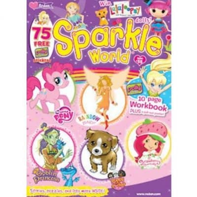 Sparkle World Magazine Subscription $13.99 Today Only! {Great Gift Idea!}