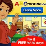 First Month FREE with ABCmouse.com!