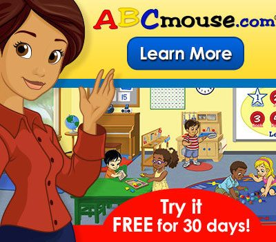 First Month FREE with ABCmouse.com! {Great Spring Break Activity!}