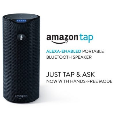 Save $50 on the Amazon Tap, Free Shipping Eligible!