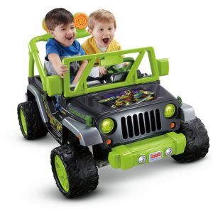 Save Up to 30% on Select Power Wheels Ride-On Toys Today Only, Free Shipping Eligible!