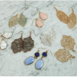 Cents of Style Two for Tuesday: 2 Pairs of Earrings for $14 (only $7 a pair) + Free Shipping!