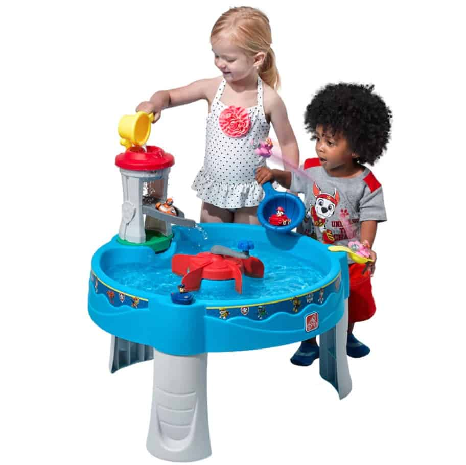 Step2 Paw Patrol Water Table Or Jr Picnic Table Only 21