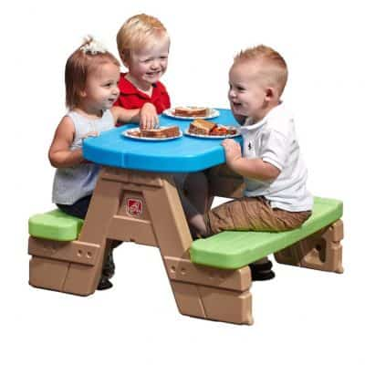 Step2 Paw Patrol Water Table or Jr Picnic Table only $21 (reg $75)!
