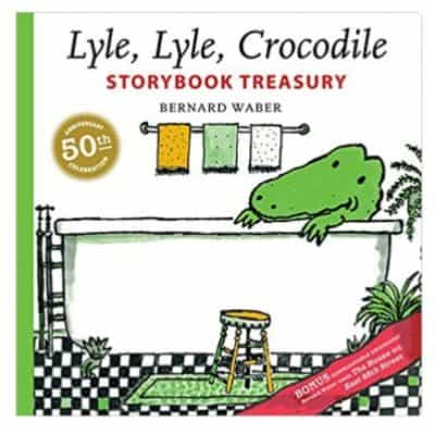 Save 59% on the Lyle, Lyle, Crocodile Storybook Treasury {Only $4.93}, Free Shipping Eligible!