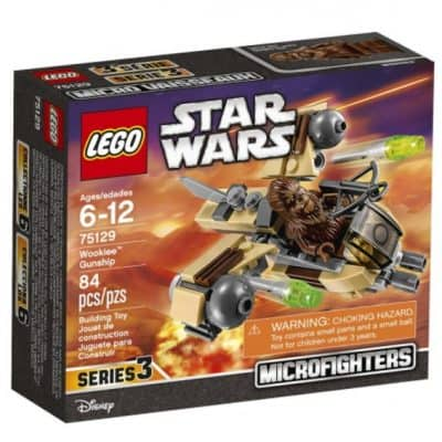 Save 64% on the LEGO Star Wars Wookiee Gunship, Free Shipping Eligible!