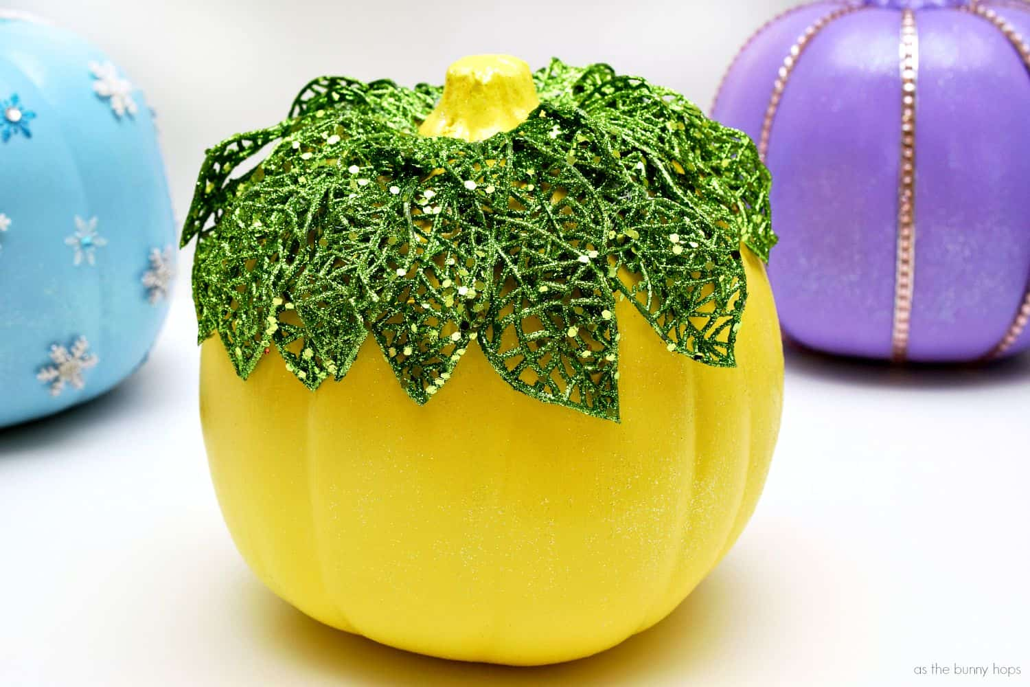 Disney painted pumpkin ideas Princess tiana