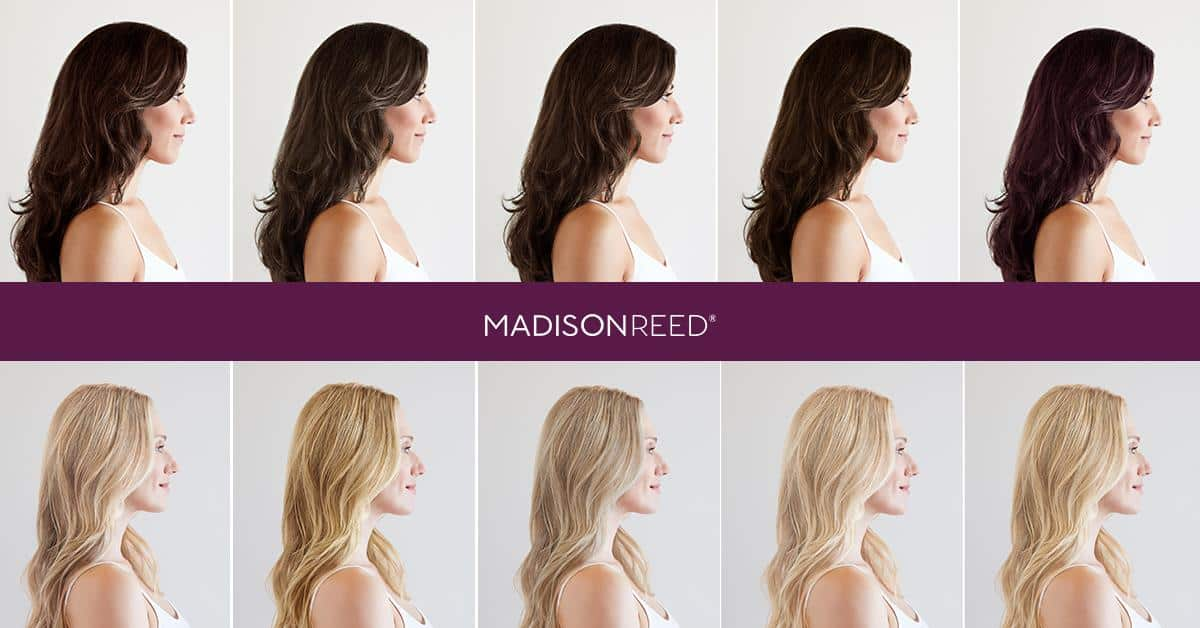madison reed hair dye