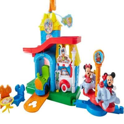 Save 49% on the Little People Magical Day at Disney Playset, Free Shipping Eligible!