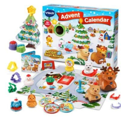 Save on the VTech Go! Go! Smart Animals – Advent Calendar 2017, Free Shipping Eligible!