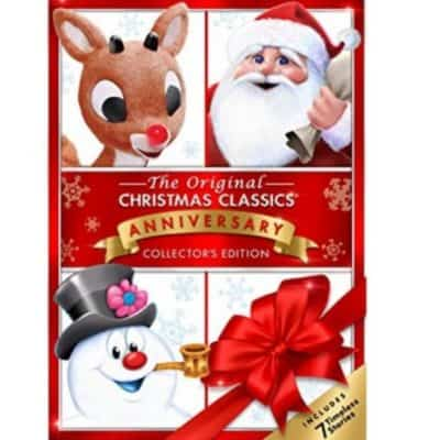 Save Up to 50% off The Original Christmas Classics Anniversary Collector's Edition, Free Shipping Eligible!