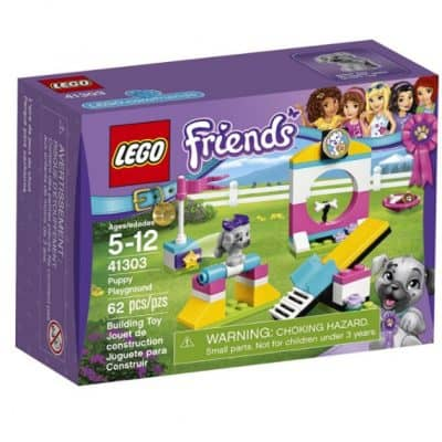 LEGO Friends Puppy Playground only $3.72, Free Shipping Eligible!