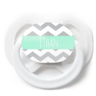 Order Your 3 Free Custom Pacifiers!
