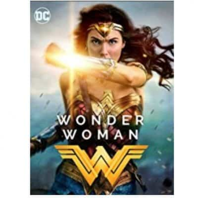 Wonder Woman only $9.99!
