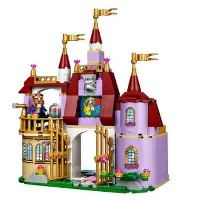 Save 26% on the LEGO Disney Princess Belle's Enchanted Castle , Free Shipping Eligible!