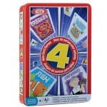 Save 49% on the Ideal Children's 4 Card Games in Tin, Free Shipping Eligible!