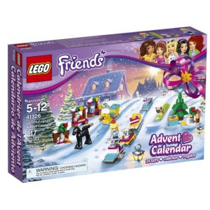Save 21% on the LEGO Friends Advent Calendar Building Kit, Free Shipping Eligible!