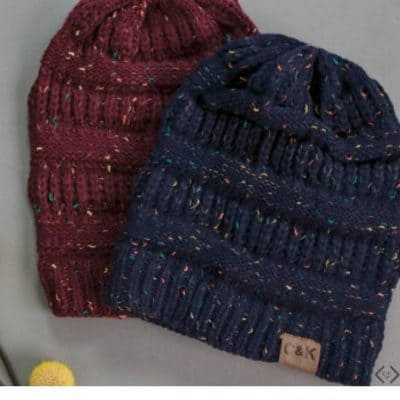 Cents of Style Two for Tuesday: 2 Beanies for $22 + Free Shipping!