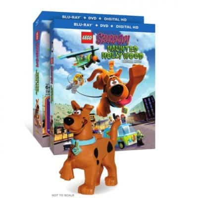 Save 59% on the LEGO Scooby-Doo!: Haunted Hollywood (Blu-ray + DVD + Digital HD), Free Shipping Eligible!