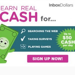 Earn Extra Holiday Cash at Home Reading Emails, Taking Surveys and More! PLUS $5 Bonus from InBox Dollars