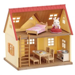 Save 30% on the Calico Critters Cozy Cottage Starter Home, Free Shipping Eligible!