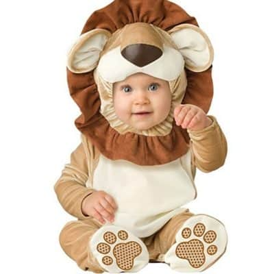 Save 52% on the Baby Lovable Lion Costume {Plus other Costumes on Sale!}, Free Shipping Eligible!