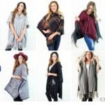 Cents of Style Two for Tuesday: 2 Ponchos for $32.95 + Free Shipping!