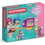 Save 40% on the MAGFORMERS Shimmer and Shine Set (42 Piece), Free Shipping Eligible!