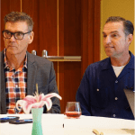 Jay Ward and Ray Evernham: Interviewing the Experts of Cars 3 #Cars3Bloggers