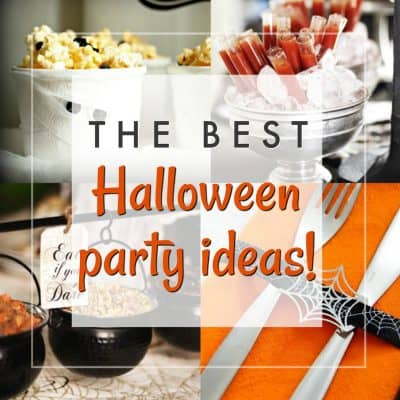 The Best Halloween Party Ideas For All Ages!